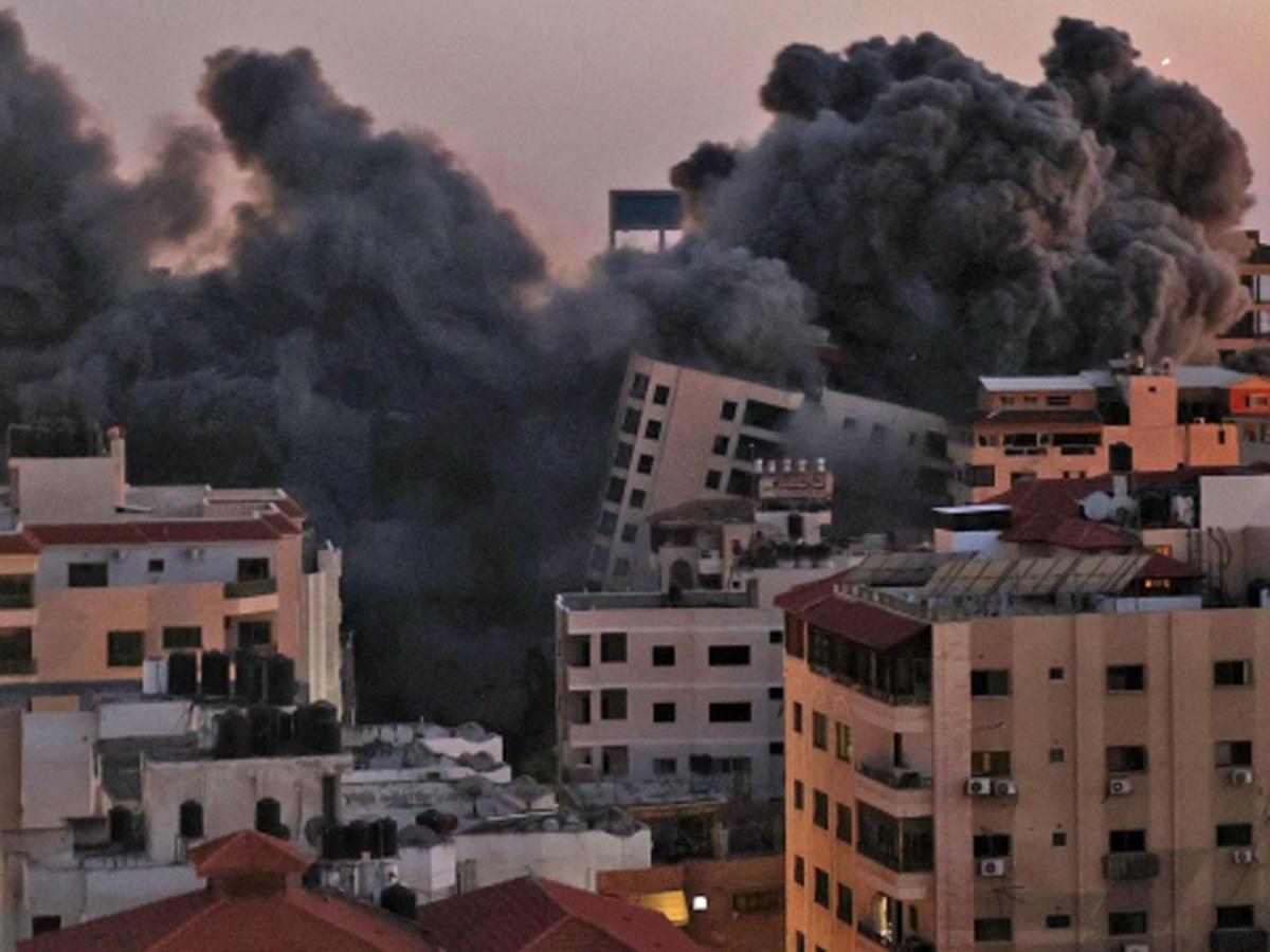 Израиль дома в Газа