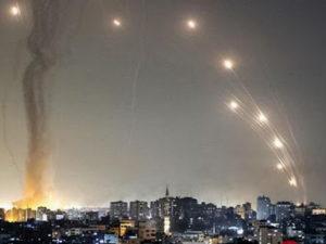 Обстрел Тель-Авива