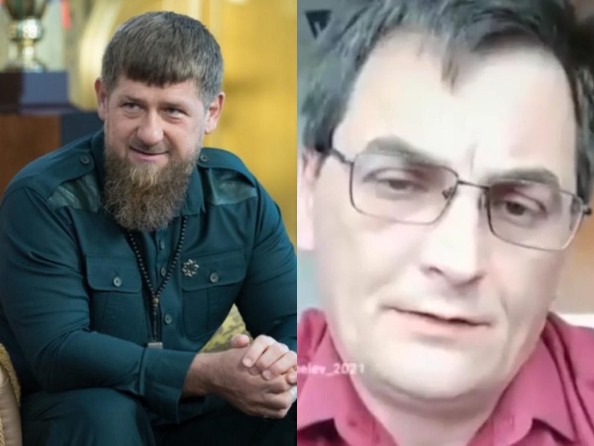Житель Тульской области назвал Кадырова «предателем отца», а позже извинился