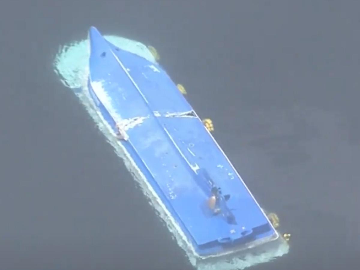 Японское рыбацкое судно столкнулось с российским кораблем