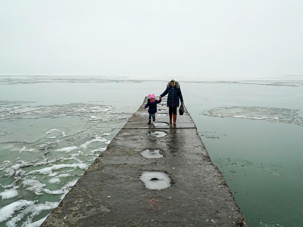 Климатолог Крым районы затонут
