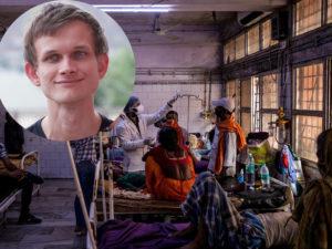 Виталик Бутерин Индия