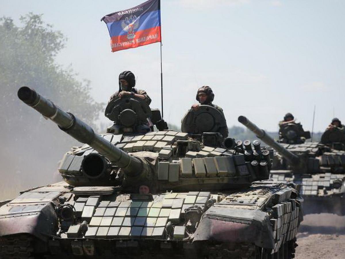 Sohu: ЛДНР способна разбить ВСУ – у армии Донбасса 650 танков, 1300 бронемашин и 500 арторудий