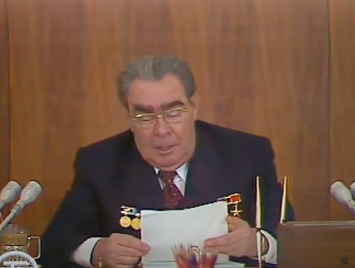 «Так что, работёшка такая…»: в Сети обсуждают уникальную запись Брежнева из 1978 года