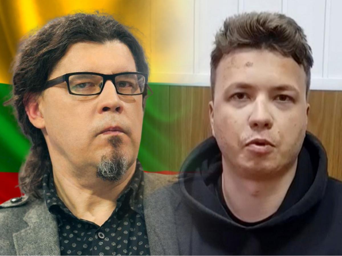 Литва профессор послание Протасевича