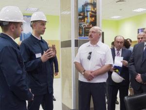 Лукашенко Нафтан