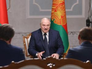 Лукашенко санкции против РФ