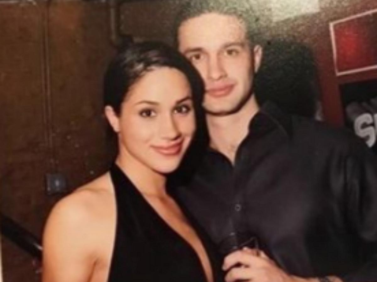 В Сеть попали неизвестные ранее снимки Меган Маркл в объятиях экс-бойфренда