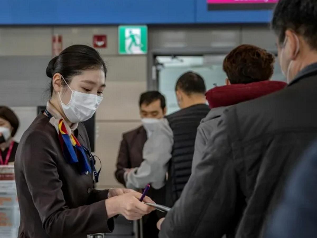 КНДР рекомендовала гражданам избегать полетов через Белоруссию после ареста Протасевича