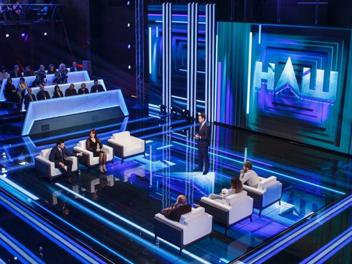 Заявление харьковчанина в эфире украинского ТВ заставило ведущих шоу прервать звонок