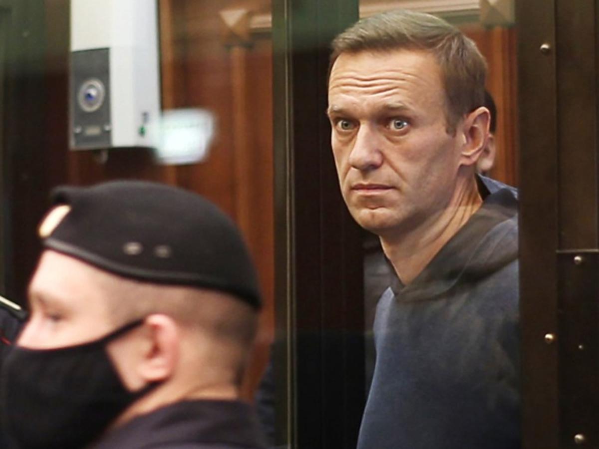 Навальный дело о судье