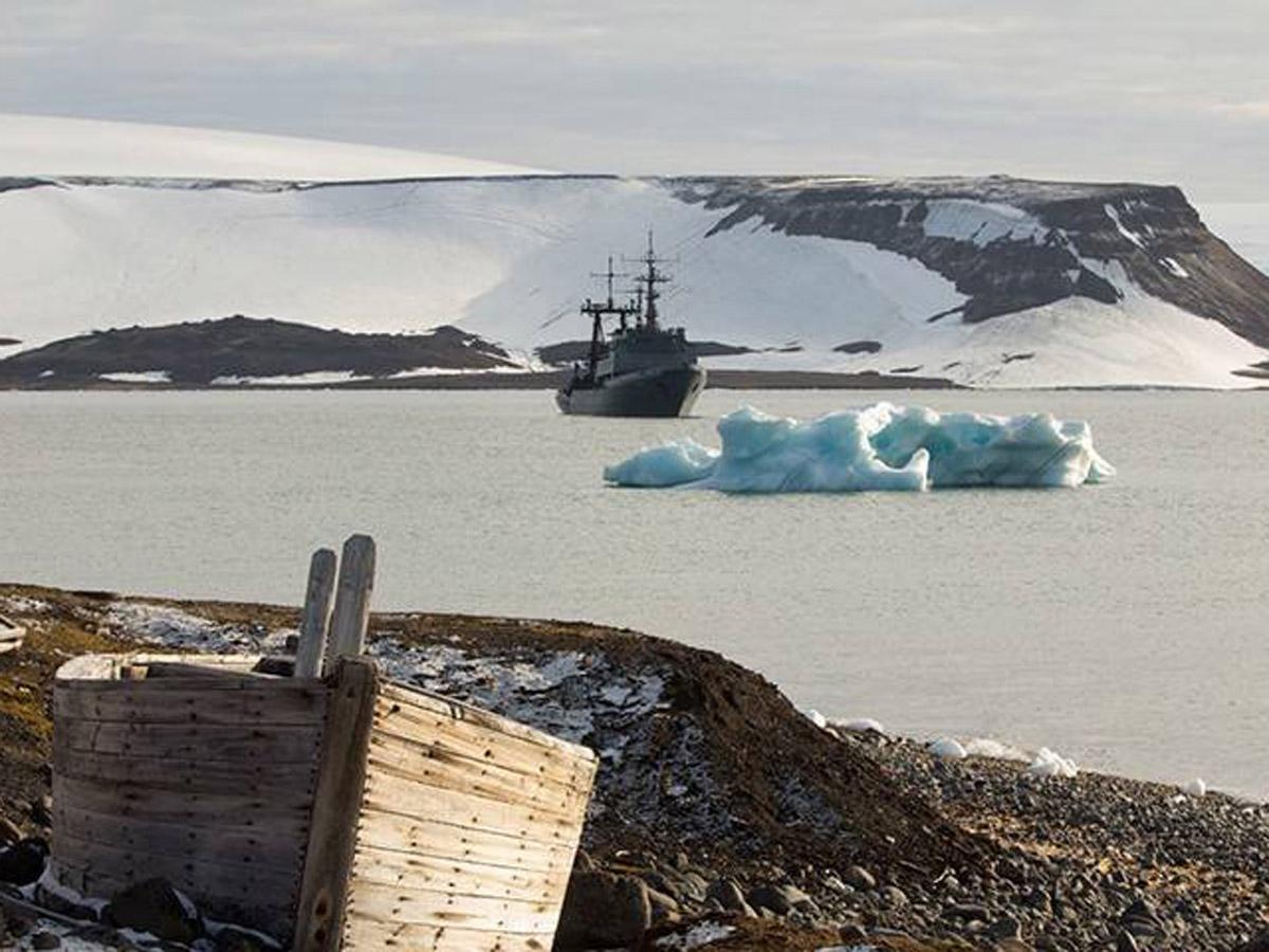 Немцы Арктика развал России