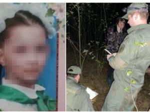 Нижегородская область убили девочку