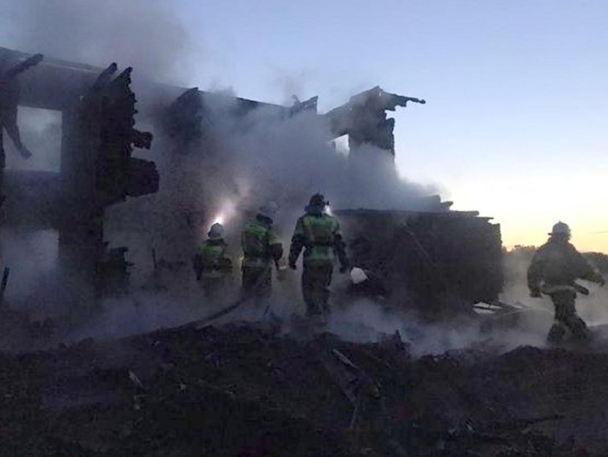 Пермские школьницы сожгли чужую ферму ради видео в ТикТок