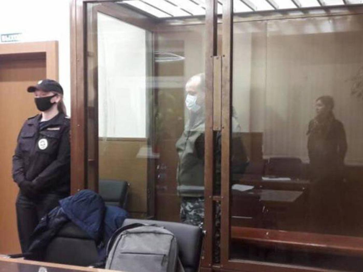 Мосгорсуд отменил условный срок Ивану Князеву