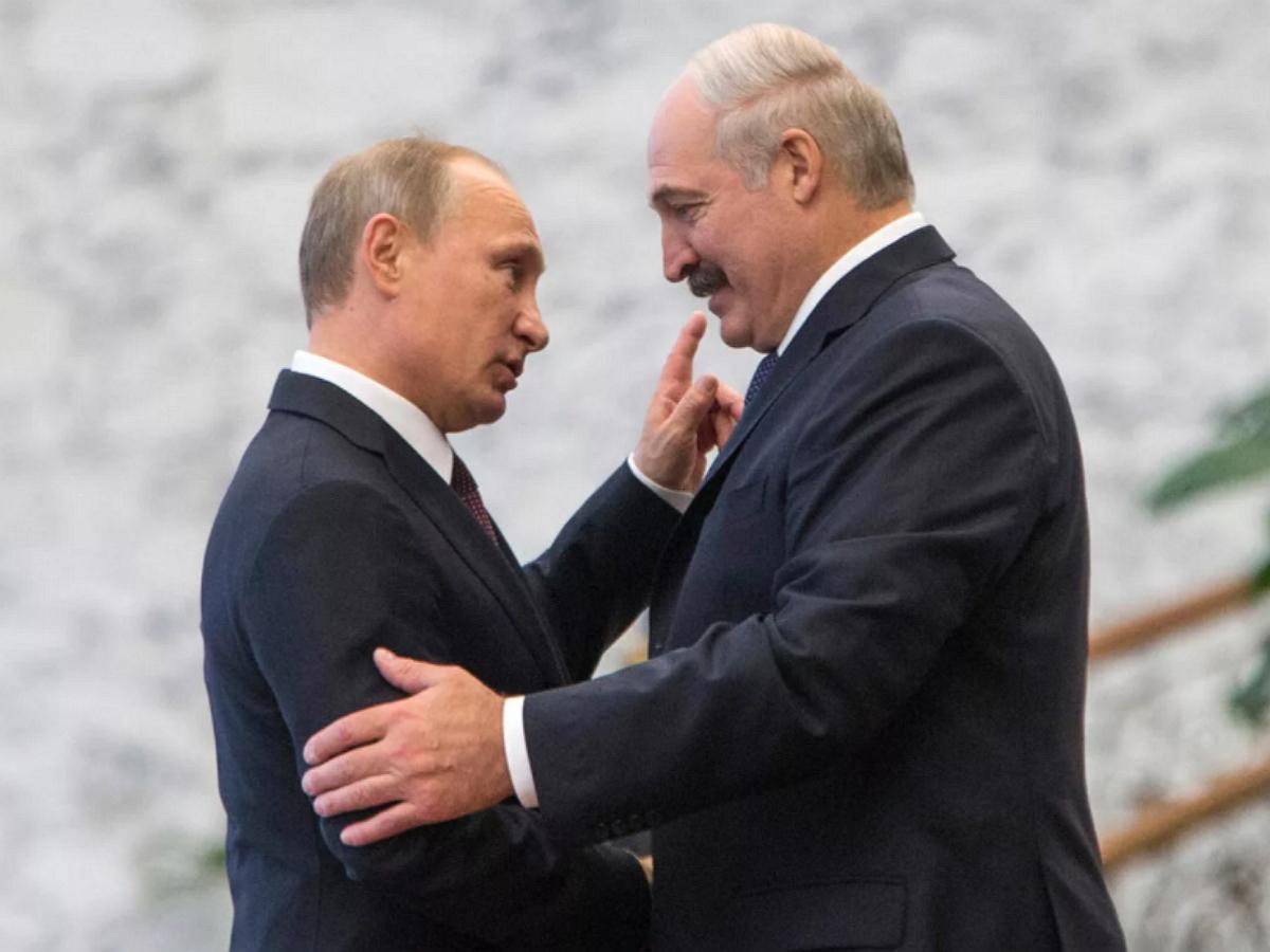 """""""Володя больше не боец"""": политолог Соловей раскрыл, что говорит Лукашенко про Путина """"в узком кругу"""""""