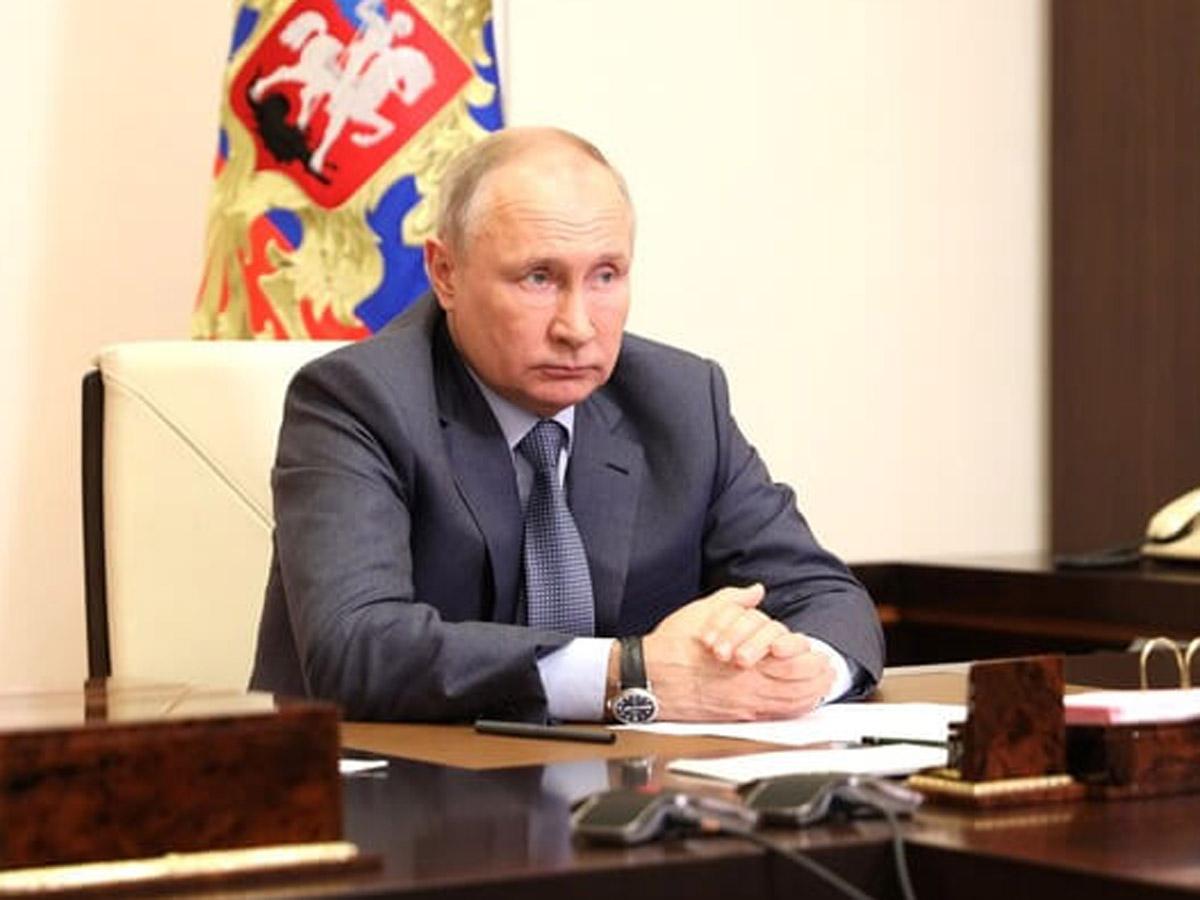 Путина задели слова Чернышенко