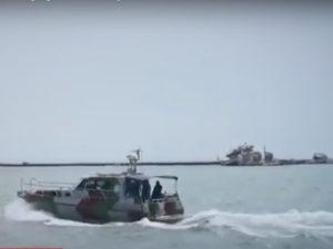 РФ перехватили у Крыма военные корабли США и Украины
