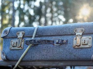 В чемодане нашли расчлененное тело женщины