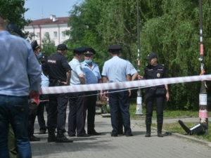 Резня в Екатеринбурге