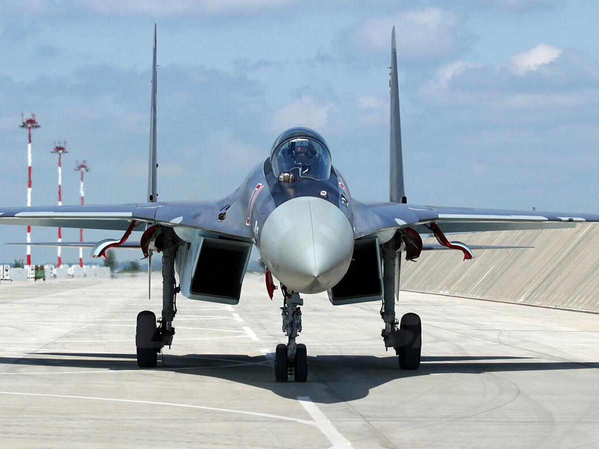 Россия продала 24 Су-35