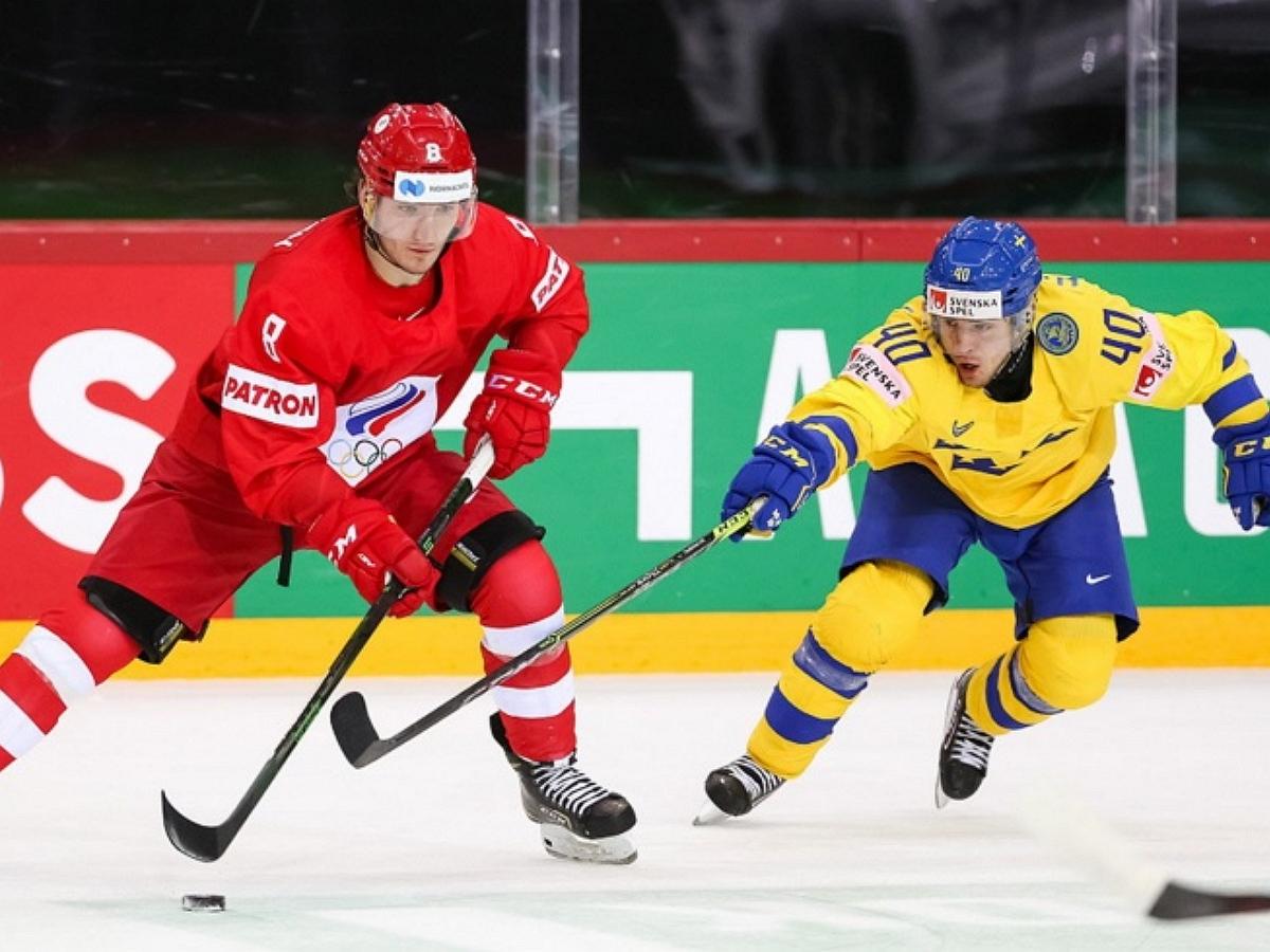 Россия досрочно вышла плей-офф ЧМ-2021, обыграв сборную Швеции