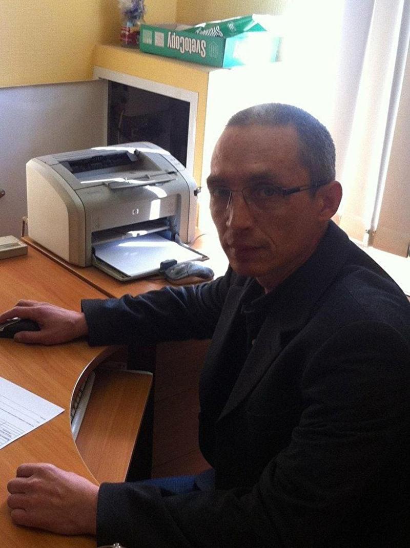 Сергей Болков