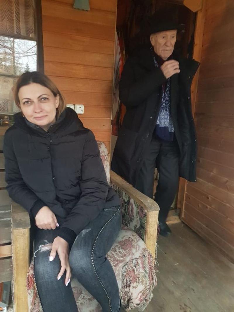 Наталья Смыкова Иван Краско
