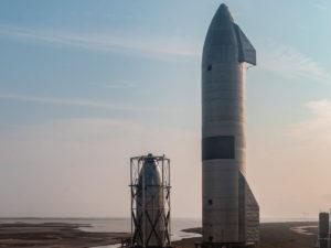 SpaceX успешно испытала прототип Starship