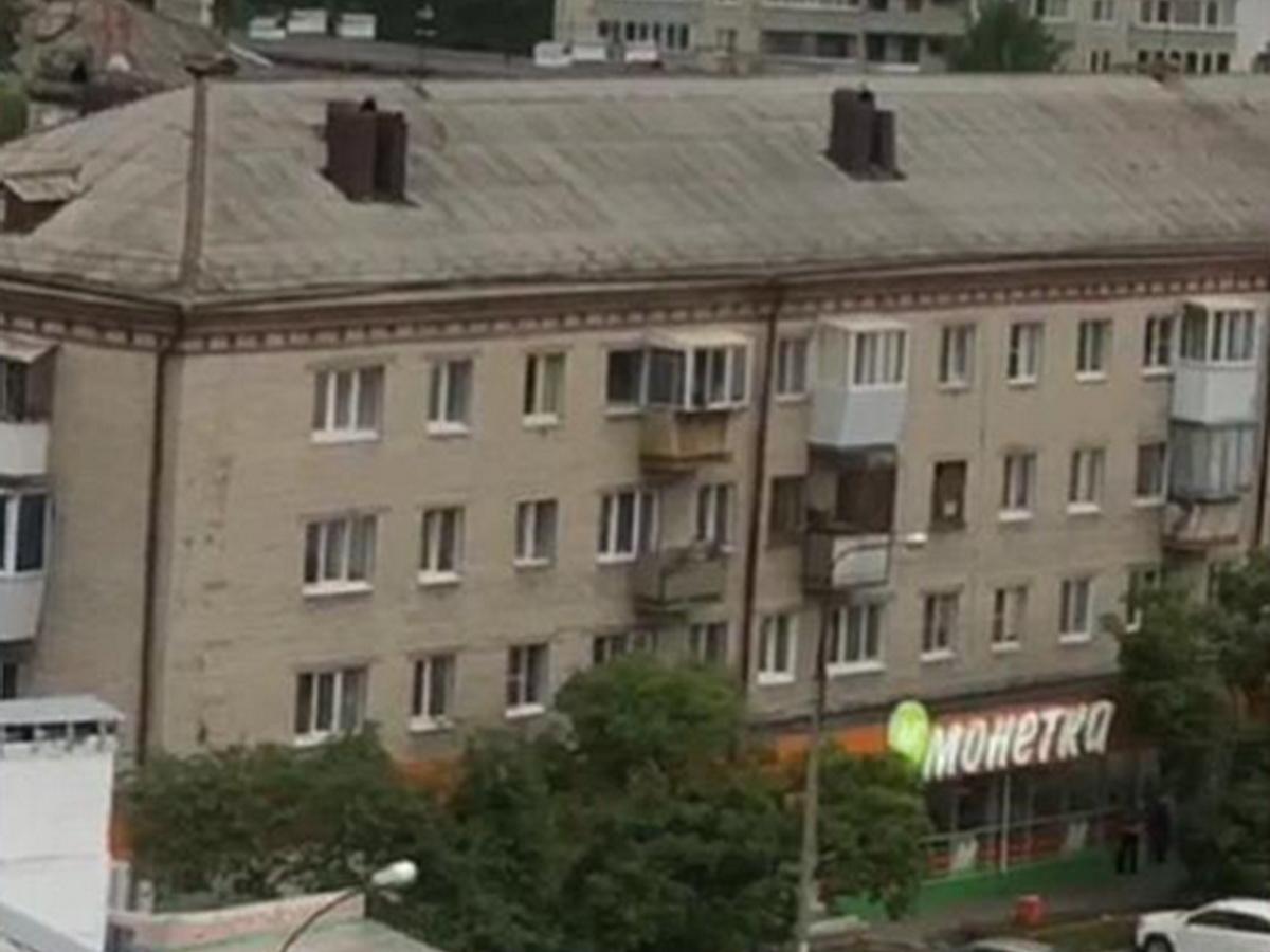 Стрельба в Екатеринбурге