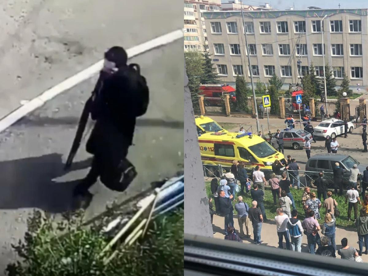 «Закройте дверь, хоть на швабру»: в Сети появилась переписка учеников из школы в Казани