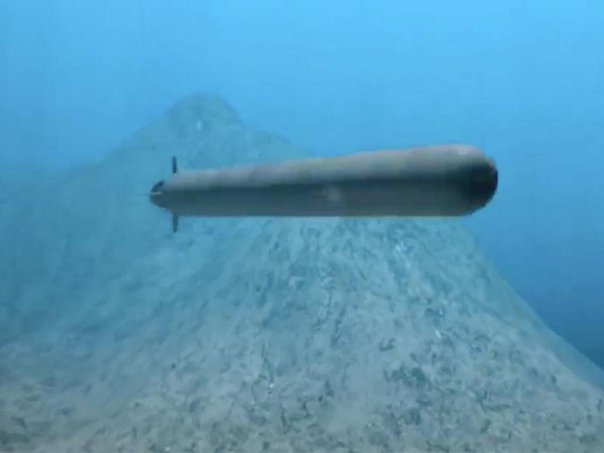 Российская ядерная торпеда