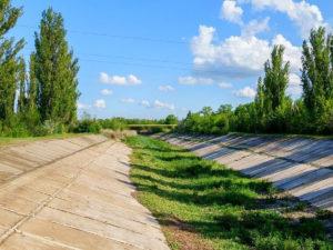 Украина о «расплате» за водную блокаду Крыма