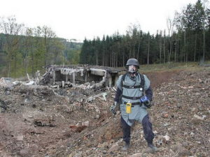 Взрывы в Врбетице