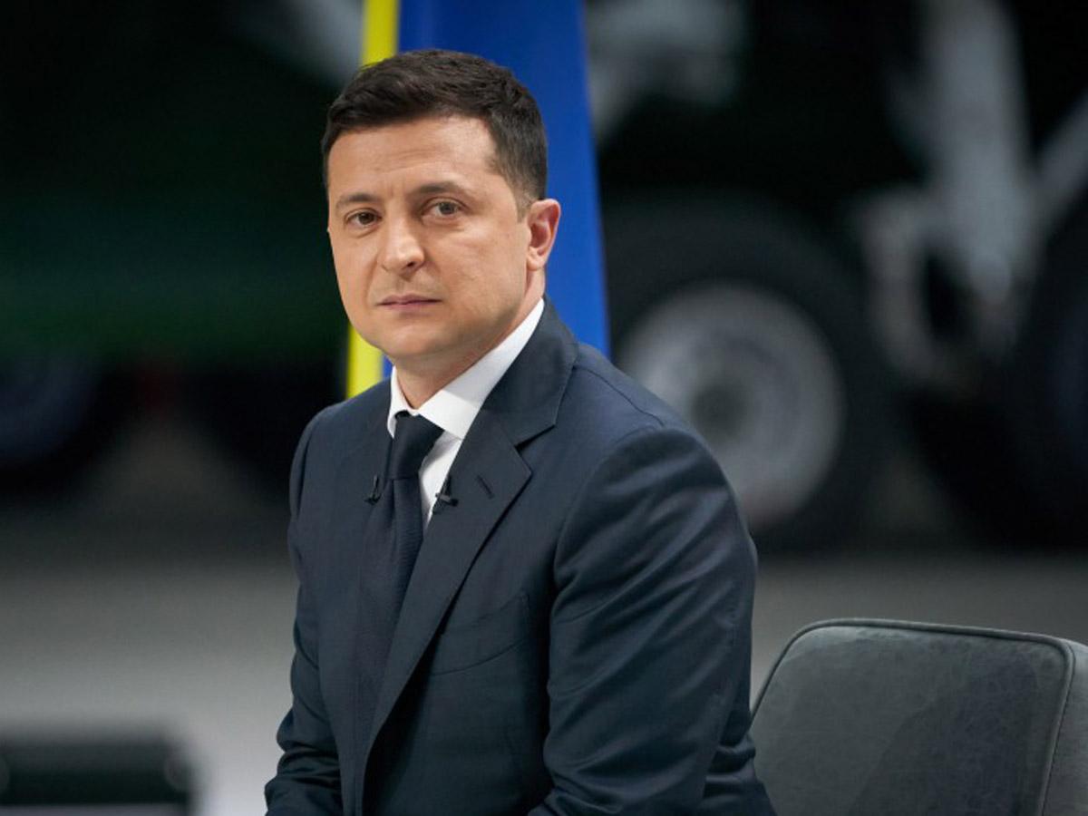 Зеленский Украина и РФ переговоры