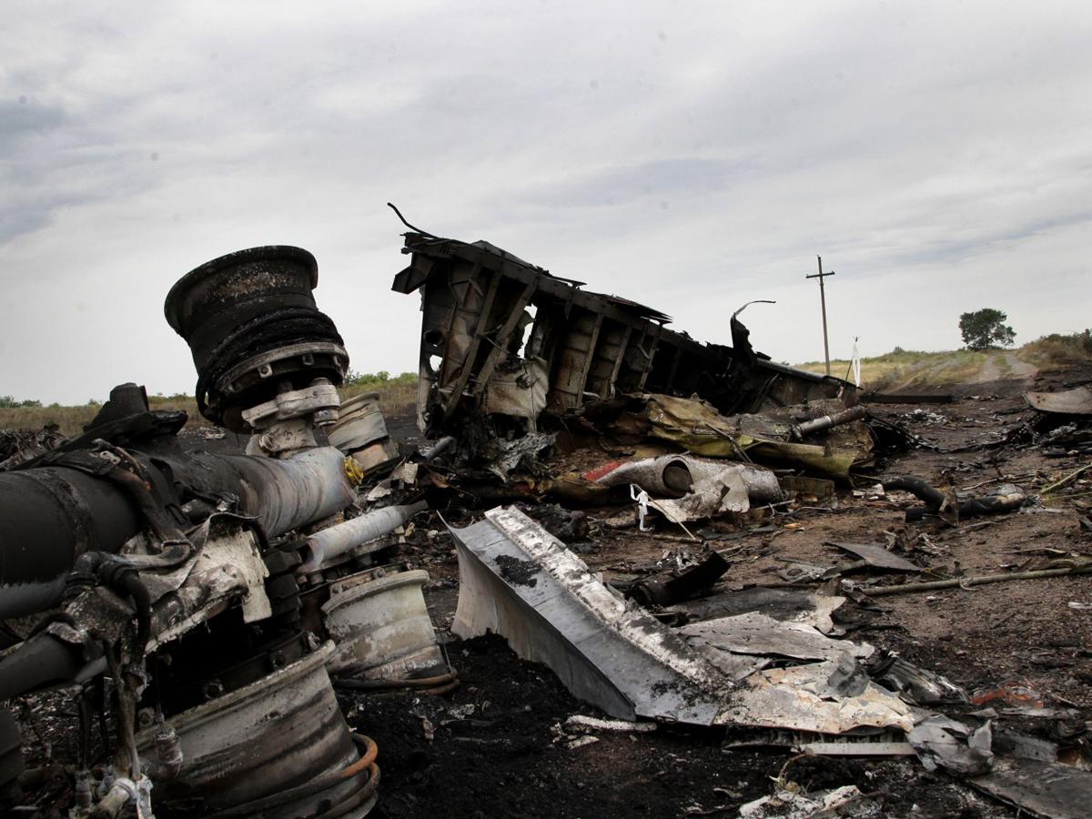 Жители Нидерландов Украина факты по делу MH17