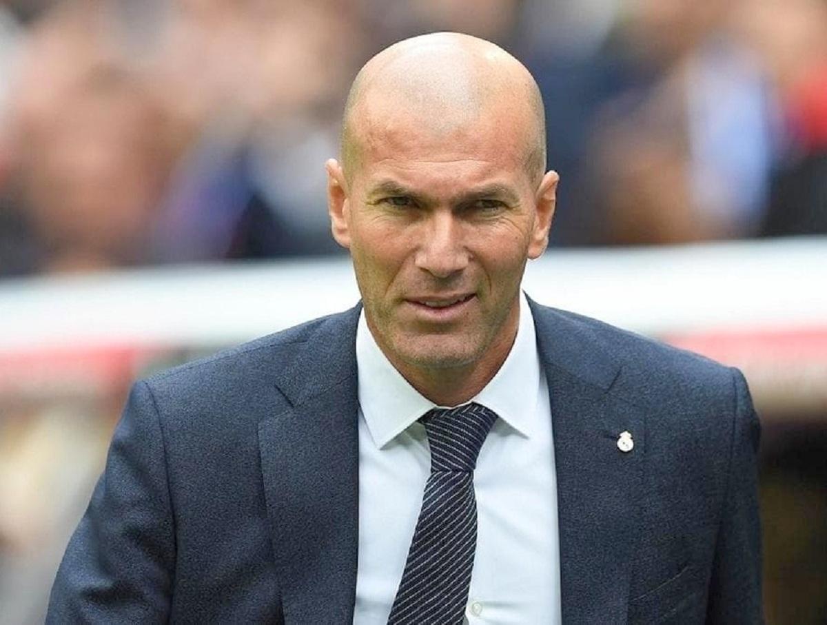 Экс-капитан сборной Франции Зидан ушел с поста тренера «Реала»