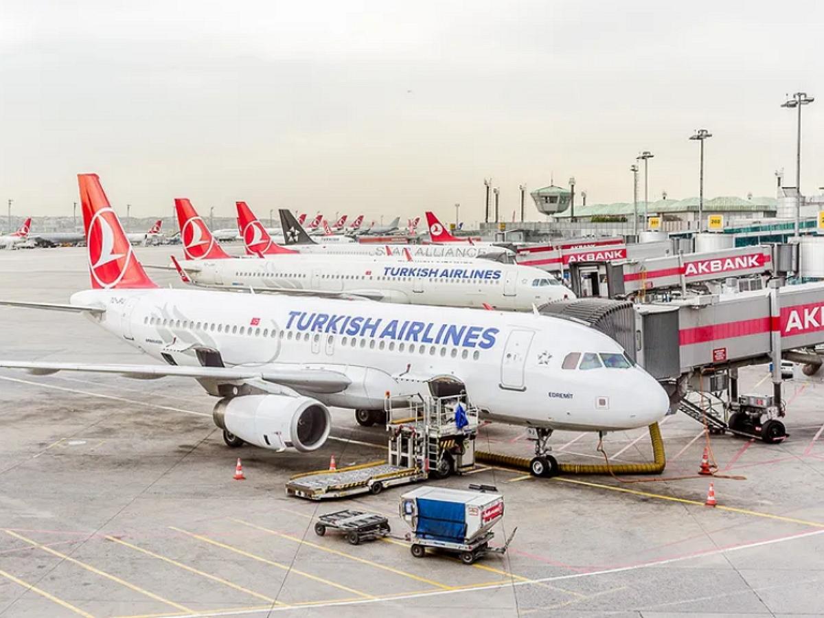 СМИ: Россия продлит приостановку авиасообщения с Турцией