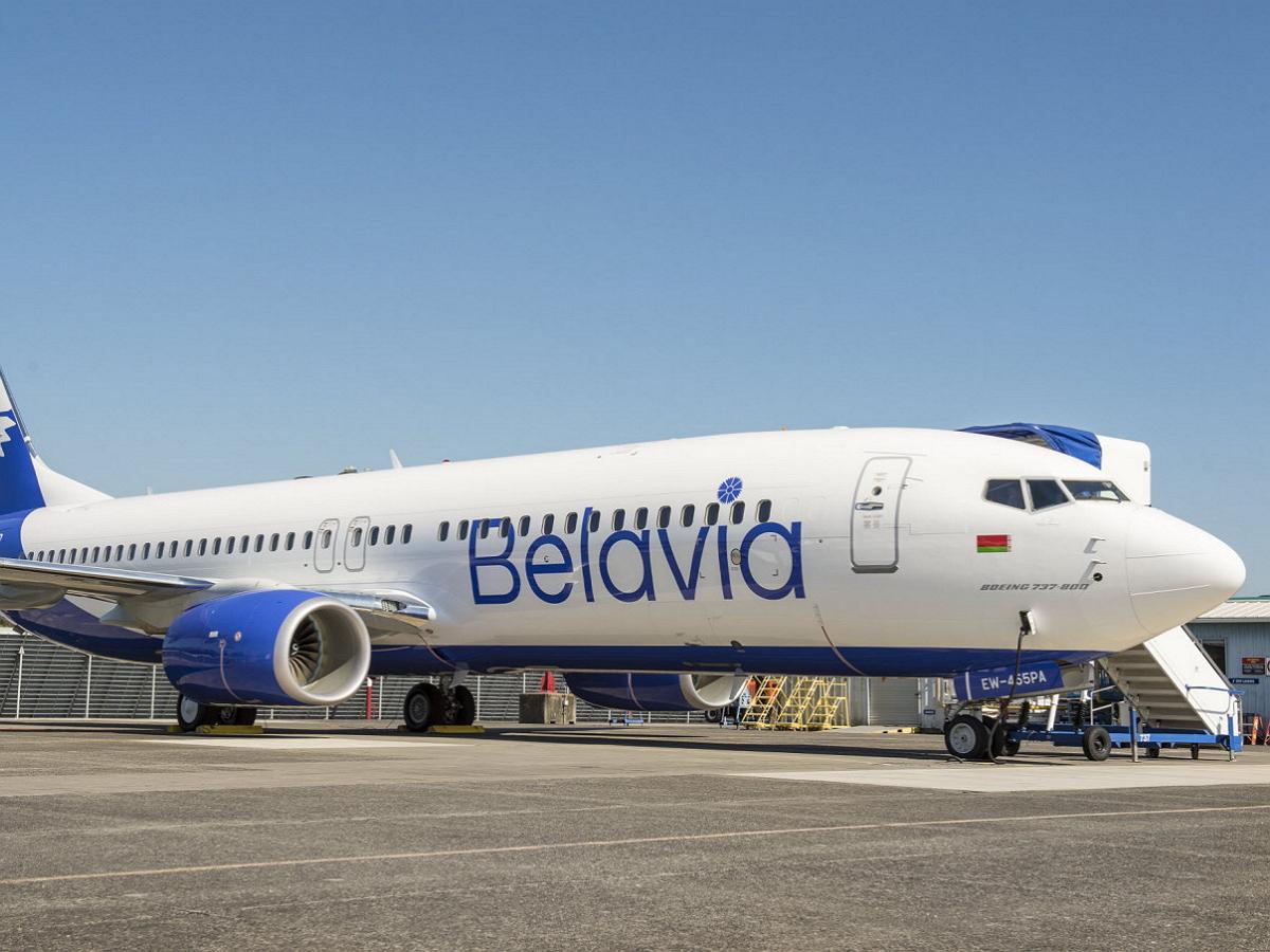 Лидеры ЕС установят запрет авиакомпаниям Белоруссии полеты в Евросоюз