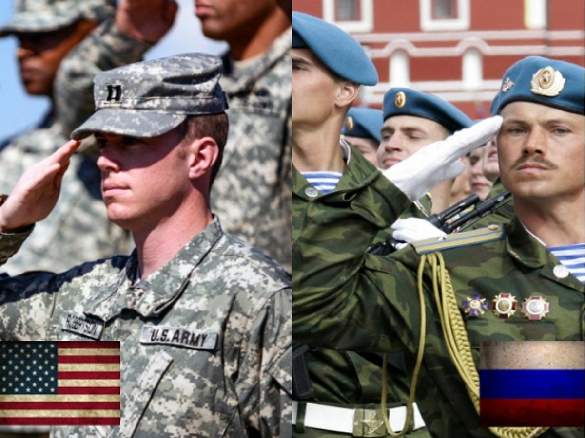 «Мы обречены»: Американцев шокировал сравнительный ролик армий России и США