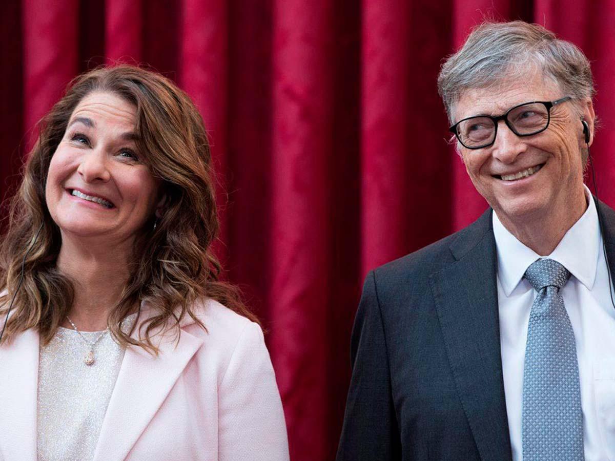 Билл Гейтс разводится с женой Мелиндой спустя 27 лет брака (ВИДЕО)