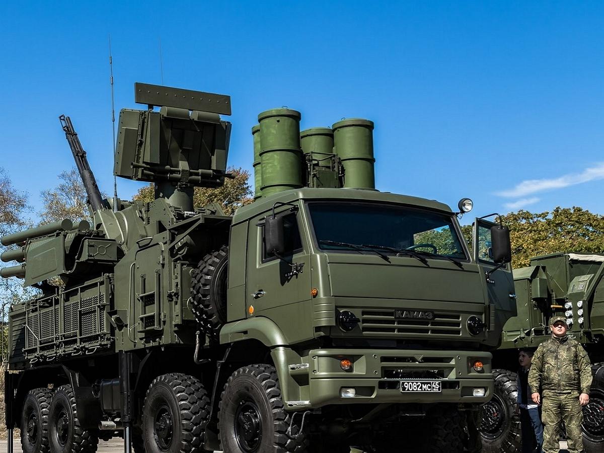 Неизвестный российский РЭБ из Белоруссии атаковал самолет ВВС НАТО на территории Латвии