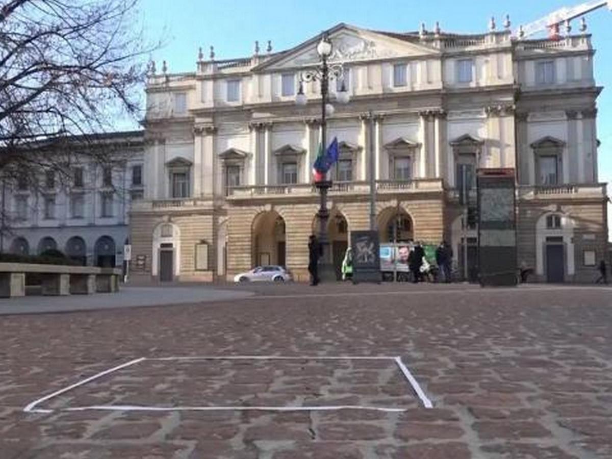 Скульптор продал свою невидимую работу за €15 000