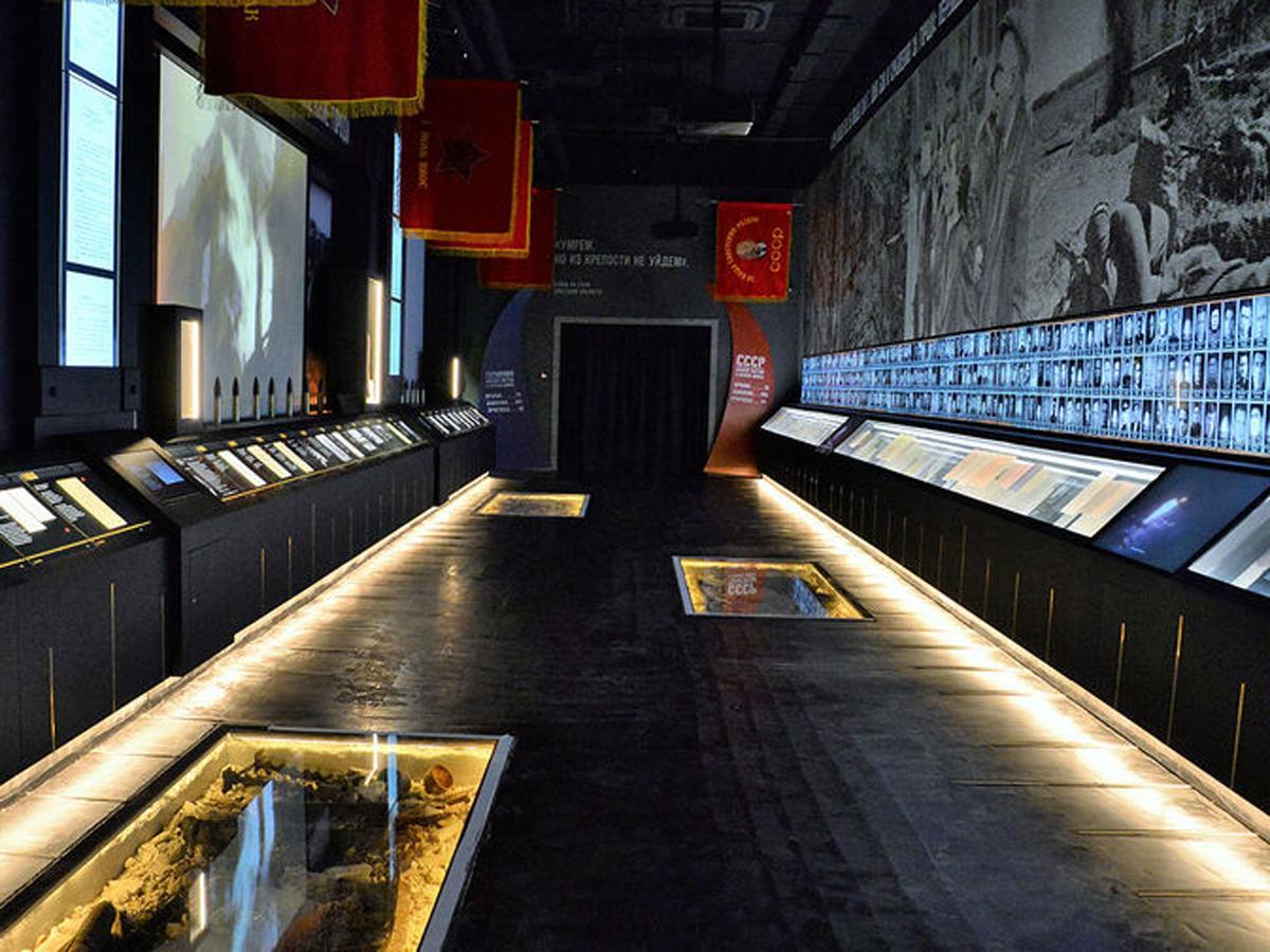 из музея Вооружённых сил украли 400 экспонатов
