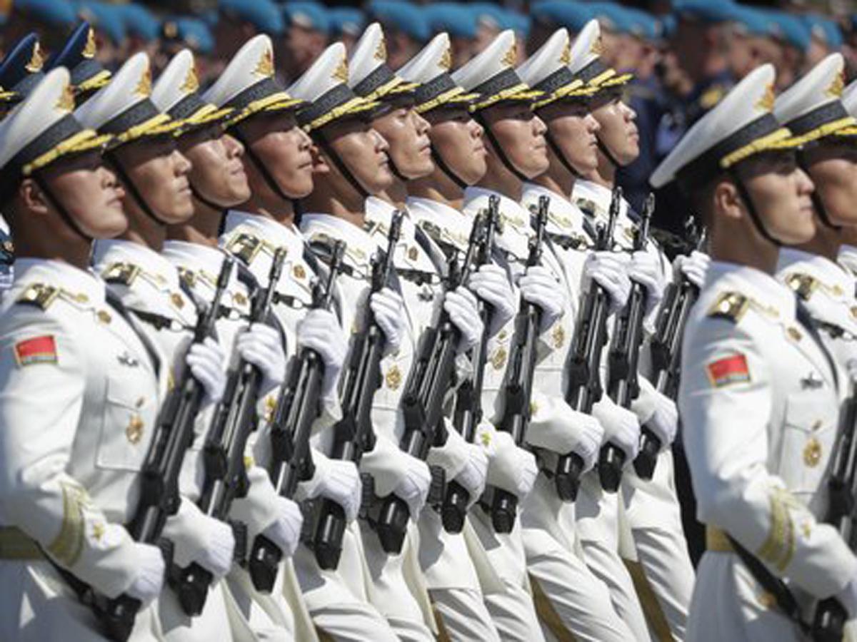 китайцы захотели раздавить Литву