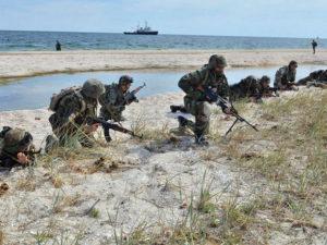 """Business Insider: НАТО на учения провело диверсию в Крыму с участием """"морских котиков"""""""