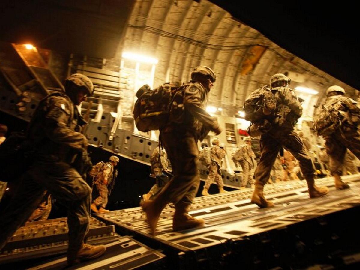 Newsweek: США сформировали «секретную армию» из 60 тыс. бойцов