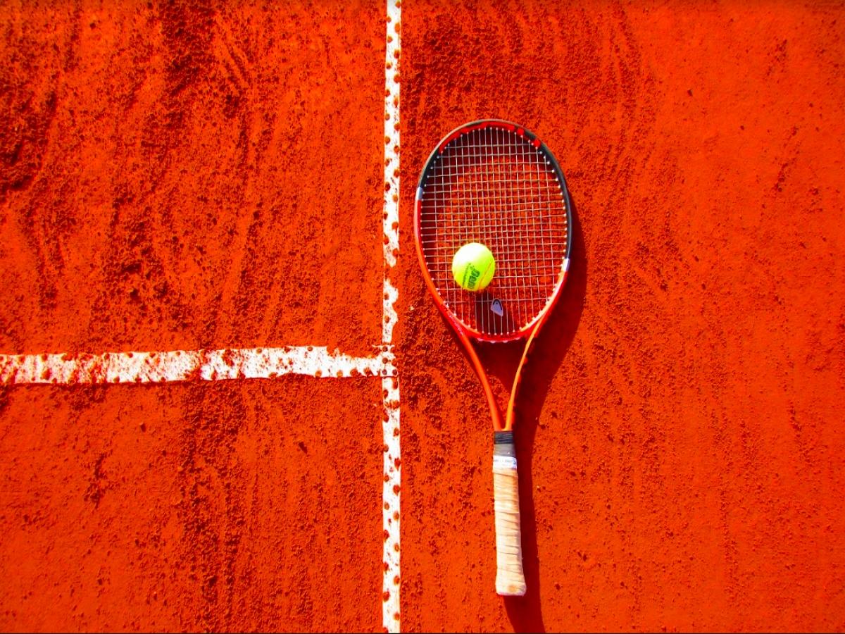 Теннис на крышах: итальянские спортсменки разыграли партию на высоте