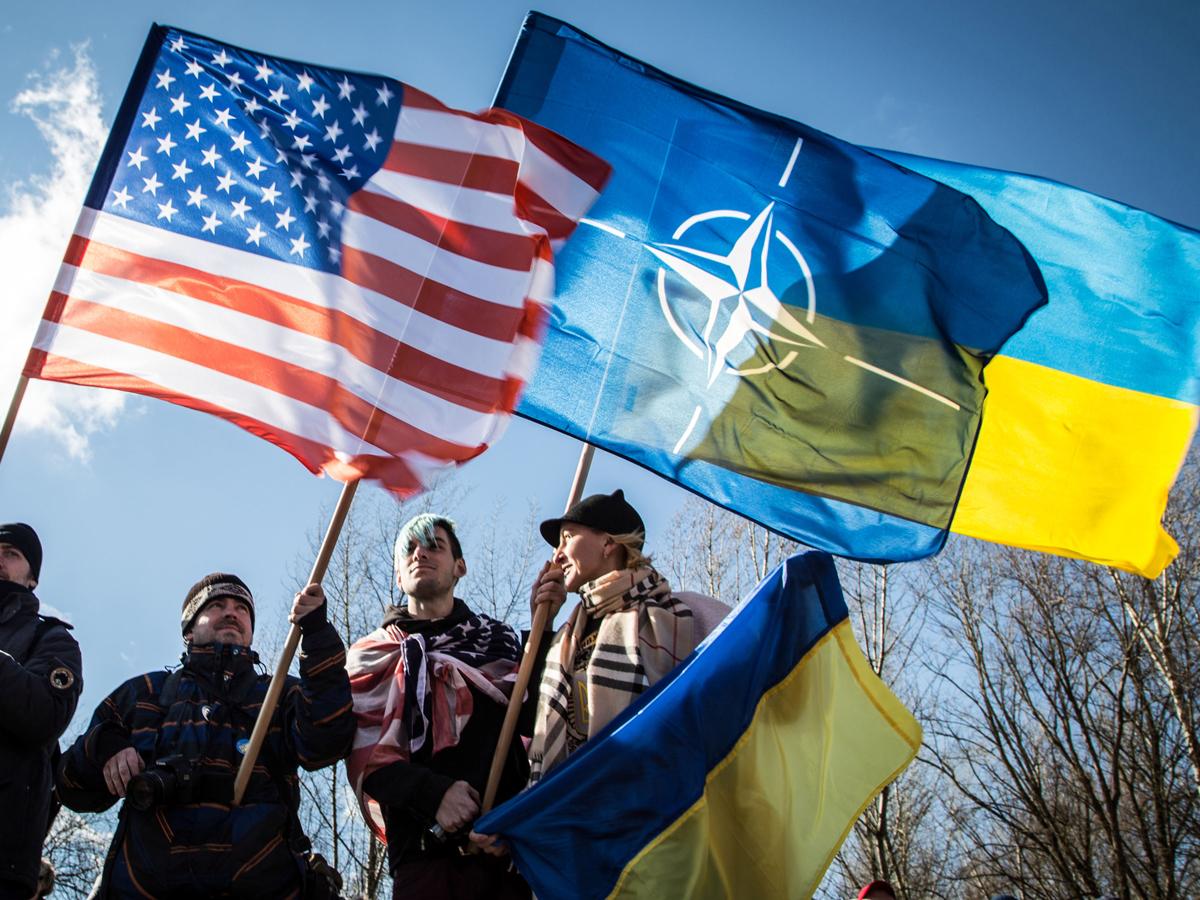 Военный эксперт перечислил 5 шагов России, которые последуют в ответ на вступление Украины в НАТО
