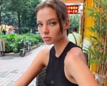 В Сети появилось фото беременной Алеси Кафельниковой